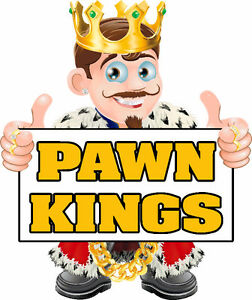Pawn-Kings is paying cash for good used electronics