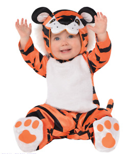 Infant/Baby Tiny Tiger Costume (0-6 mos)