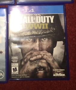 WW2 call of duty PS4