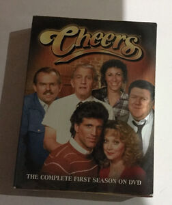 Movies Cheers complete first season