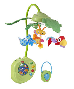 Fisher Price Jungle Crib Mobile