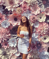 Beautiful Flower Wall (for event photos) available to rent!