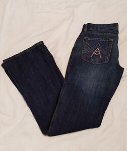 AUTHENTIC -  SEVEN FOR ALL MAN KIND JEANS *WOMEN*