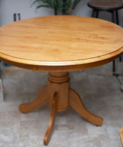 Kitchen table, no chairs