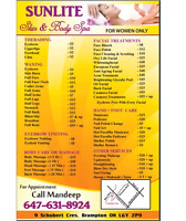BBeauty Services Waxing, Threading@Reasonable rate in bramptonco