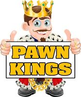 Pawn-kings is paying top dollar for good used electronics