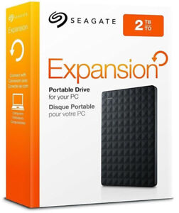 Seagate Expansion Portable External Hard Drive Disk