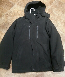 Men's Black Winter Jacket - Like New