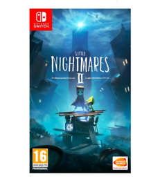 BRAND NEW LITTLE NIGHTMARES 2