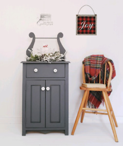 Adorable Solid Wood Washstand