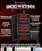 Smoke 'n Sounds Festival - Presented by Drayton Kinsmen