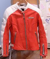 Icon Leather motorcycle jacket