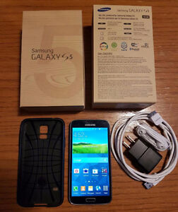 Samsung Galaxy S5 (16GB) in excellent condition
