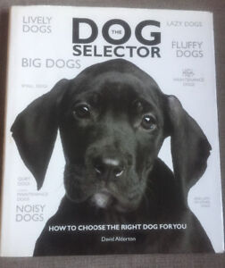 **THE DOG SELECTOR BOOK FOR SALE**
