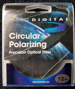*** Filtres Polarisants Circulaires pour Camera ***