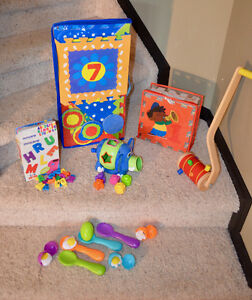 Pre-School Toys * No Batteries!*
