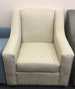 Brand New Accent Chair Made In Canada