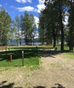 Beautiful X-Large Waterfront RV Lot for Sale