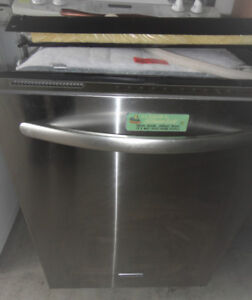 SS Kitchen Aid Dishwasher in Great Condition
