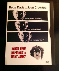 Whatever Happened To Baby Jane? DVD