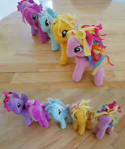 a714ddccb74e My Little Pony Plush - various sizes! LIKE NEW!