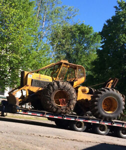 Tires  for skidder 24.5x32 and chains