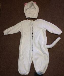 Handmade Binoo costume