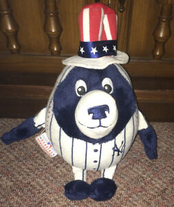New York Yankees Plush Orbiez