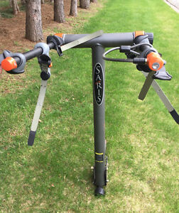 Saris hitch-mounted Bicycle Rack