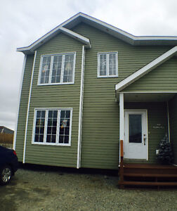 Port Aux Basques-2 years old, new subdivision