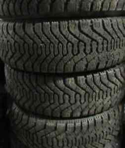 Goodyear Nordic Tires 16 INCH in size (4Tires)(P215/65/16)(85% T