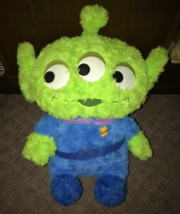 Toy Story Alien Plush 20 Inch Tall Alien Super Soft Stuffed Toy