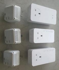 Devolo powerline networking - various units