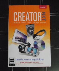 Roxio Creator NXT, Digital Media Suite