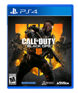 COD: Black Ops 4 (for PS4), for Trade!!