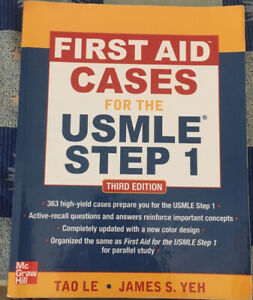 FIrst Aid Cases Step 1