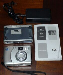 Free HP Digital Camera with Picture Dock
