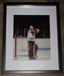 Hockey Print Framed