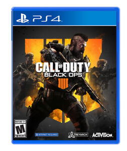 Call of Duty Black Ops 4  //  PS4