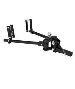 Curt Tru Track weight distribution hitch