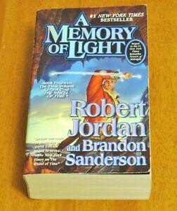 Wheel of Time: A Memory of Light 14 by Robert Jordan and Brandon