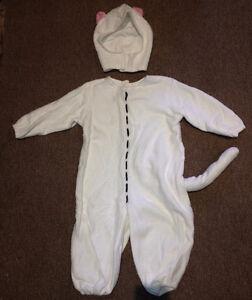 Binoo Costume - Size 2-3T