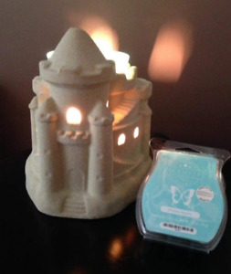 Scentsy Summer Sandcastle Warmer