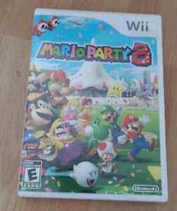Mario party 8 wii jeux fait moi un offre raisonnable