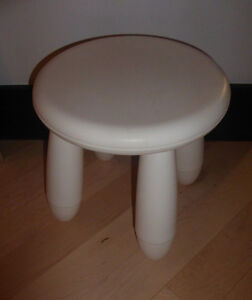 IKEA MAMMUT stool, good condition