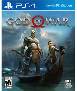 God Of War - PS4 $70