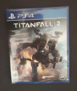 Titanfall 2 sur ps4 Neuf