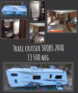 Roulotte Trail cruiser 30qbs 2008