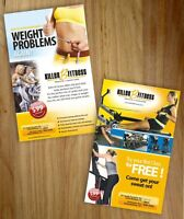 Logos, busines cards, flyers, brochures, signs and more!!
