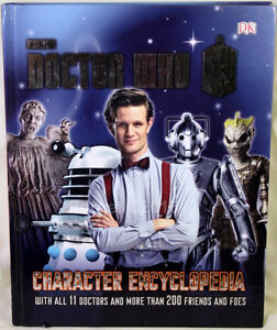 For Sale. Doctor Who: Character Encyclopedia Hardcover